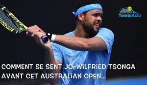 "Open d'Australie 2019 - Jo-Wilfried Tsonga : ""Andy Murray, on peut le remercier... !"""