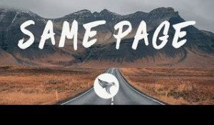 Vincent & Yetep - Same Page (Lyrics) feat. Brooke Daye