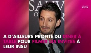 Gilles Lellouche : Pierre Niney le filme en train de fumer en cachette à table