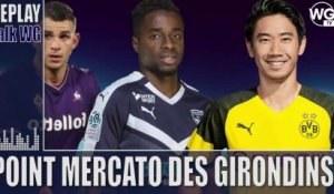 Replay : le point mercato des Girondins