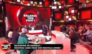 La chroniqueuse de TPMP, Danielle Moreau relookée en direct par Cyril Hanouna: Découvrez son nouveau style et sa réaction en se découvrant ! Vidéo