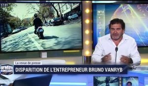 L'actualité IT: Disparition de l'entrepreneur Bruno Vanryb - 19/01