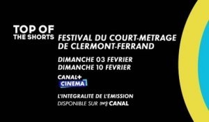 Top of the shorts BA DU 03 ET 10 FEVRIER 2019