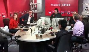 Rachida Dati quitte en direct le studio de France Inter au début de la chronique de l'humoriste Charline Vanhoenacker