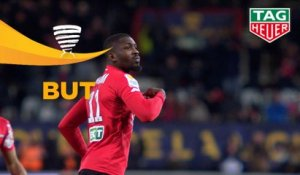 But Marcus THURAM (55ème) / EA Guingamp - AS Monaco - (2-2) - (EAG-ASM) / 2018-19