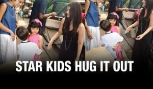 When Star Kids Aaradhya & Azad Shared A Cute Embrace | Kiran Rao | Aishwarya Rai | Vidya Balan