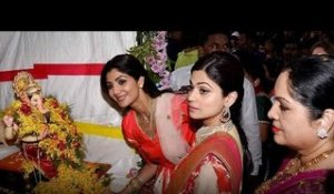 Uncut: Shilpa Shetty Dance During Ganpati Visarjan | Raj Kundra | Latest Bollywood News 2016