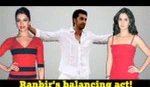 Ranbir, Deepika and Katrina together?