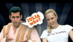 Salman claims he doesn't know Iulia