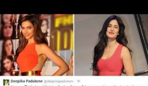 Deepika wishes arch rival Katrina on her birthday!