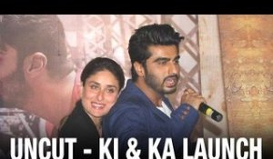 Kareena declares Arjun to be a good lover and kisser