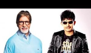 OMG! Amitabh Bachchan praises KRK's Box Office Prediction!