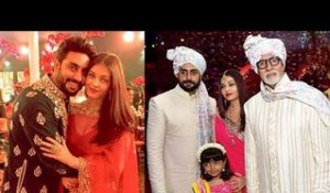 Bachchan Family CUTE Moments At Cousins Wedding - Aishwarya,Abhishekh,Aaradhya,Amitabh
