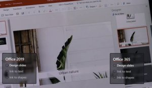 Meet the new icons for Office 365 sur Orange Vidéos