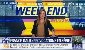 France-Italie: provocation en série (1/2)
