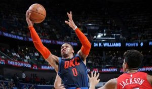 NBA - [Focus] Westbrook était pourtant monstrueux !