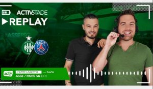 Replay ASSE - PSG