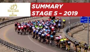 Stage 5 - Summary - Tour of Oman 2019