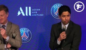 PSG : Nasser Al-Khelaïfi évoque le fair-play financier
