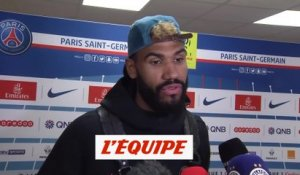 Choupo-Moting «Moi aussi je veux marquer» - Foot - L1 - PSG