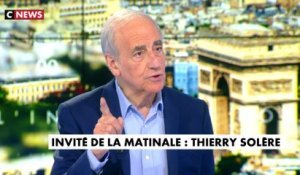 L'interview de Thierry Solère
