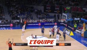 Vitoria domine Kaunas sur son parquet - Basket - Euroligue