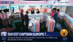 Qui est Captain Europe ?