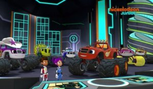 Blaze et les Monster Machines | Star Blaze | NICKELODEON JUNIOR