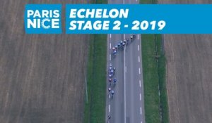 Echelon - Étape 2 / Stage 2 - Paris-Nice 2019
