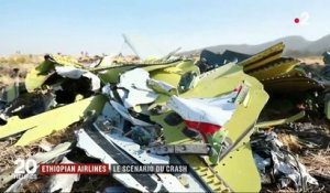 Ethiopian Airlines : le scénario du crash