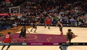 Assist of the Night : Kevin Love