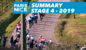 Summary - Stage 4 - Paris-Nice 2019