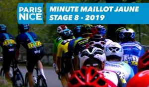 Yellow Jersey Minute / Minute Maillot Jaune - Étape 8 / Stage 8 - Paris-Nice 2019