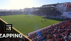 TOP 14 – Le Zapping de la J19– Saison 2018-2019