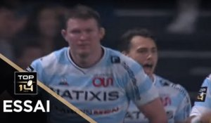 TOP 14 - Essai Donnacha RYAN (R92) - Racing 92 - Bordeaux-Bègles - J20 - Saison 2018/2019