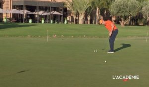 Duo de Tips : le dosage au putting