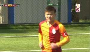 Turquie - Un U14 de Galatasaray rate volontairement un penalty imaginaire