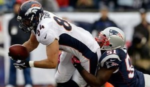 'Sound FX': Jerod Mayo mic'd up vs. Broncos in 2012