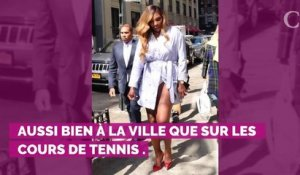 PHOTOS. Oups ! Serena Williams dévoile sa culotte dans les rues de New York