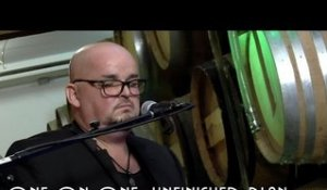 ONE ON ONE: Alain Johannes - Unfinished Plan August 16th, 2016 City Winery New York
