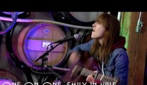 ONE ON ONE: Laura Stevenson - Emily In Half April 27th, 2017 City Winery New York