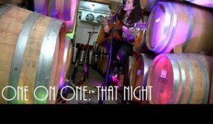 ONE ON ONE: Tamar Eisenman - That Night May 29th, 2017 Cit Winery New York
