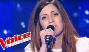 Barbara - Dis quand reviendras-tu ? | Emma Durand | The Voice France 2012 | Blind Audition
