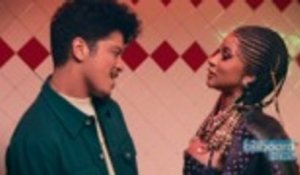 Cardi B & Bruno Mars Top the Rhythmic Songs, Rap Airplay Charts | Billboard News