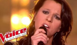 Keane - Somewhere Only We Know | Aude Henneville | The Voice France 2012 | Finale