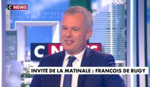 L'interview de François de Rugy