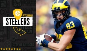 Steelers select Zach Gentry No. 141 in the 2019 draft