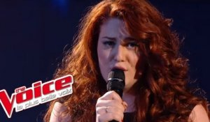 Mariah Carey - Without You | Juliette Moraine | The Voice France 2014 | Prime 3