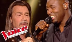 Gilbert Becaud - Et maintenant | Wesley & Florent Pagny | The Voice France 2014 | Finale