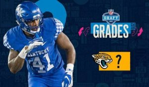 Daniel Jeremiah grades the Jaguars' 2019 draft class